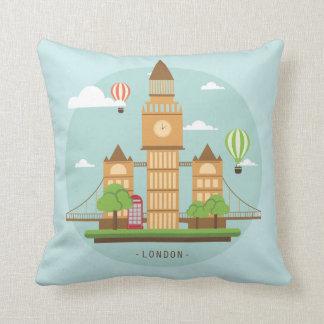 Coussin Rêver de Londres