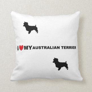 Coussin silo d'australien-Terrier