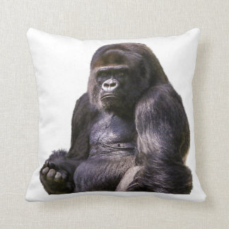 Coussin Singe de singe de gorille