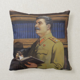 Coussin Stalin