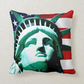 Coussin Statue de la liberté, New York