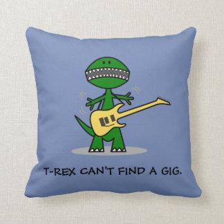 Coussin T-Rex ne peut pas trouver une musique de guitare