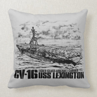 Coussin Throwpillow de Lexington Dawsonsf de porte-avions