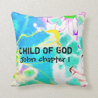 Coussin Vous êtes un enfant de Dieu