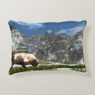 Coussins Décoratifs Bison dans la montagne