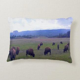 Coussins Décoratifs Buffalo sauvages