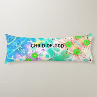 Coussins Longs Vous êtes un enfant de Dieu