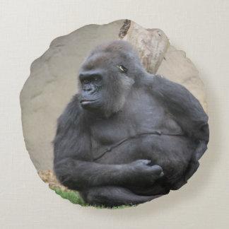 Coussins Ronds gorille