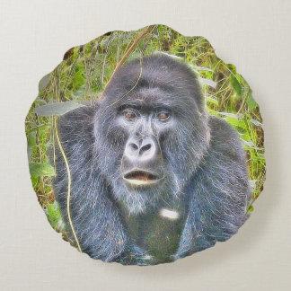Coussins Ronds gorille 715