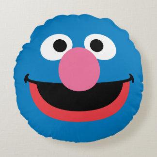 Coussins Ronds Grover font face à l'art