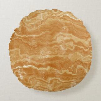 Coussins Ronds Marbre d'onyx (albâtre)
