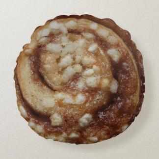 Coussins Ronds Nouveauté de petit pain collant de cannelle