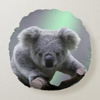 Coussins Ronds Ours de koala