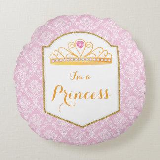 Coussins Ronds Princesse royale Celebration Pillow