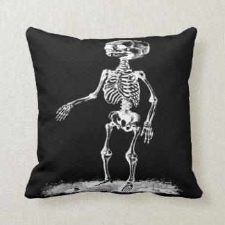 Coussins squelettiques de MoJo de l'Américain de