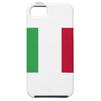Coût bas ! Drapeau de l'Italie Coques iPhone 5 Case-Mate