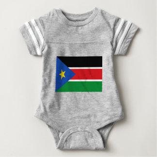 Coût bas ! Drapeau du sud du Soudan Body