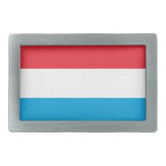 Coût bas ! Le Luxembourg diminuent Boucle De Ceinture Rectangulaire