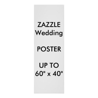 """Coutume 12"""" de mariage x 36"""" portrait de MATTE"""