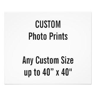 """Coutume 24"""" x 20"""" format de l'image des USA Impression Photographique"""