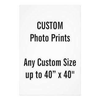 """Coutume 27"""" x 40"""" format de l'image des USA Photos D'art"""