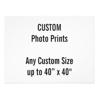 """Coutume 40"""" x 30"""" format de l'image des USA Tirage Photo"""
