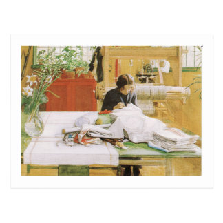 Couture et réparation cartes postales