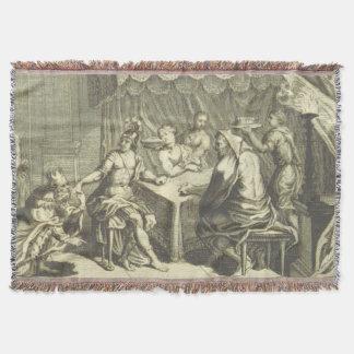Couverture Achille avec le Roi Priam