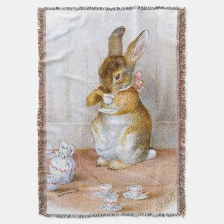 Couverture Beatrix Potter : Thé potable de fille de lapin