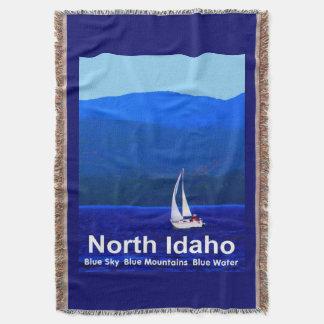 Couverture Bleu du nord de l'Idaho