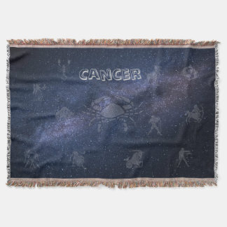 Couverture Cancer de signe de zodiaque