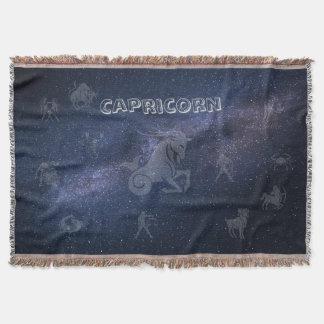 Couverture Capricorne de signe de zodiaque