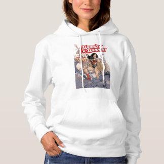 Couverture comique #13 de femme de merveille pull à capuche