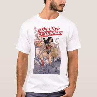 Couverture comique #13 de femme de merveille t-shirt