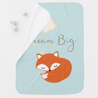Couverture de bébé de Fox