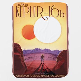 Couverture de bébé de Kepler-16b