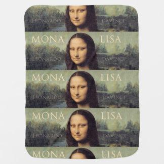 Couverture de bébé de Mona Lisa
