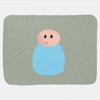 Couverture de bébé de poupée de cheville