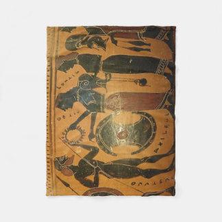 couverture de SM d'armure d'Achille