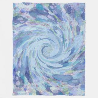Couverture des eaux bleues