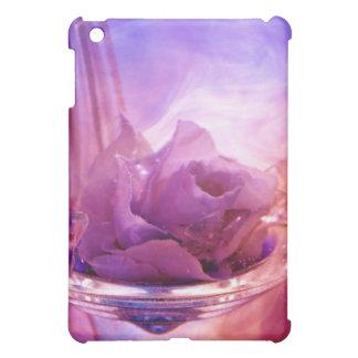 couverture d'ipad de rose de rose coques pour iPad mini