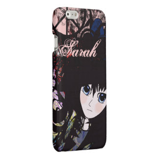 Couverture d'iPhone de filles d'Anime