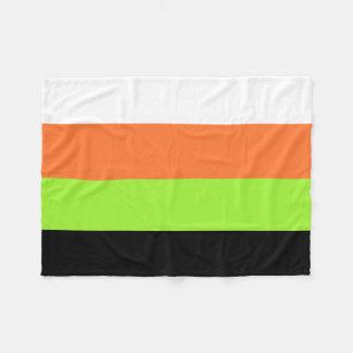 Couverture d'ouatine de drapeau de Nonbinary