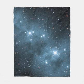 Couverture d'ouatine de la poussière d'étoile