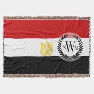 Couverture Drapeau classique de l'Egypte