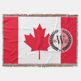 Couverture Drapeau classique du Canada