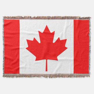 Couverture Drapeau du Canada