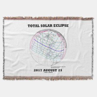 Couverture Éclipse solaire 2017 21 août total Amérique du