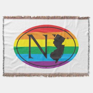 Couverture Euro de fierté d'état de LGBT : New Jersey de NJ