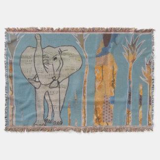 Couverture Jet de musique d'éléphant
